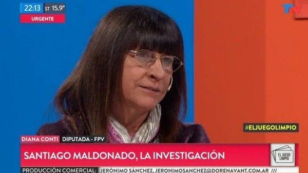 Diana Conti pidió que echen a Patricia Bullrich y recordó cuando ambas fueron funcionarias de la Alianza - Clarín.com