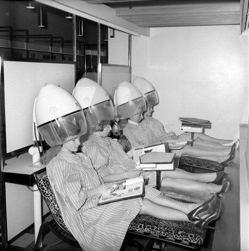 marinni: Мода в СССР. Прически 1960-х годов.