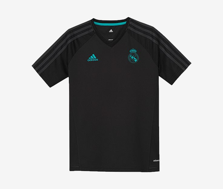 Real Madrid 2017-18 Youth Training Jersey