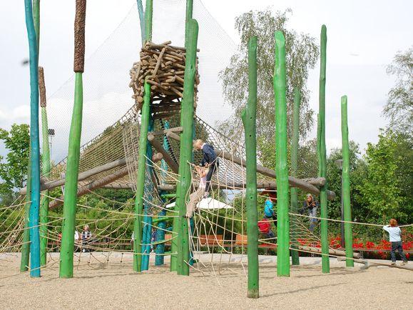 Rietberg, Landesgartenschau 2008 playscape