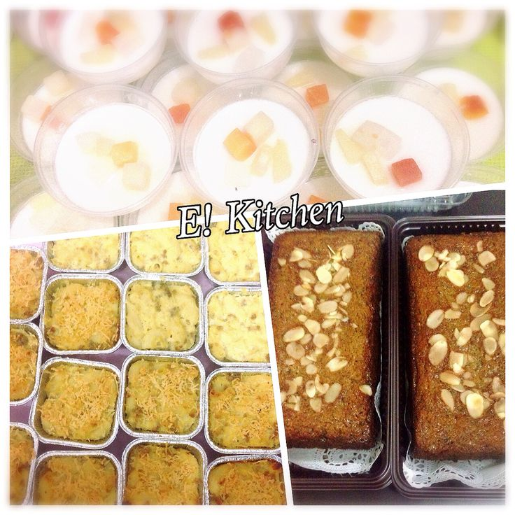 Thanks for order onty Rani Bee..  #ekitchen #homemade #madebyme #macaronischotel #pudingsutra #bananabread