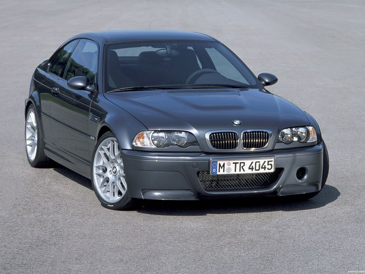 BMW M3 CSL 2003 --> Check out THESE Bimmers!! http://germancars.everythingaboutgermany.com/BMW/BMW.html