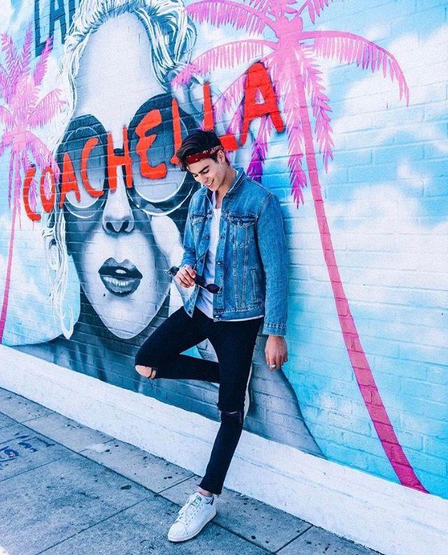 Corentin Huard | Coachella 2017 ☀️