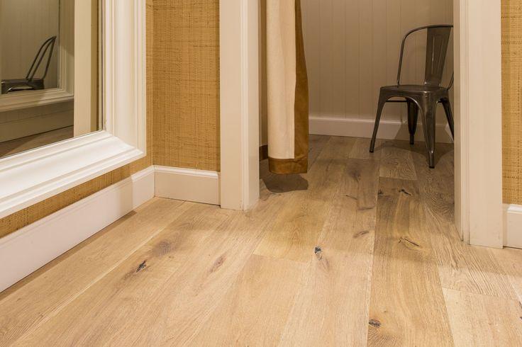 Woodline Parquetry solid wood flooring - Antique Rockies