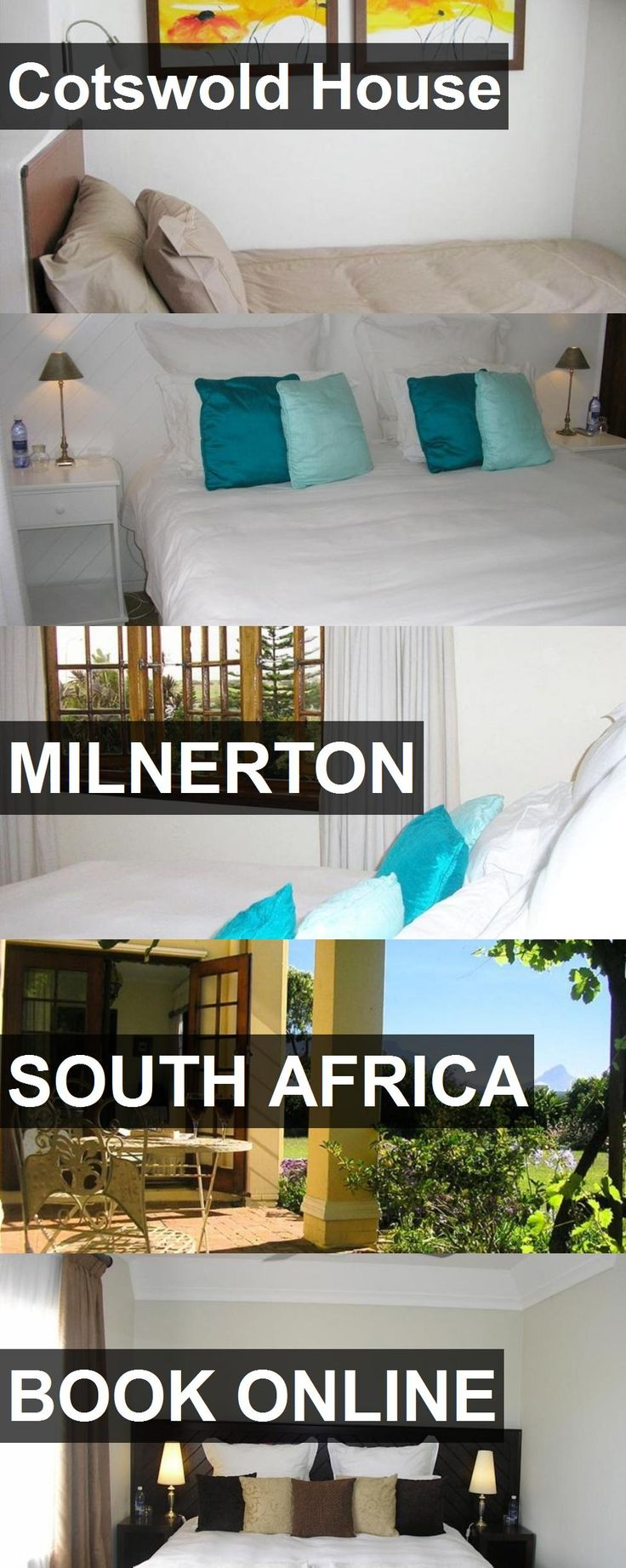 Hotel Cotswold House in Milnerton, South Africa. For more information, photos, reviews and best prices please follow the link. #SouthAfrica #Milnerton #CotswoldHouse #hotel #travel #vacation