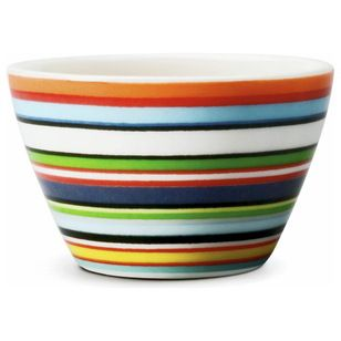 Contemporary Serving Bowls by Fitzsu - Origo Serving Bowl, Orange - $75 Talk about fun and festive. This bowl could be used for just about anything, from nuts to fruit to vegetables