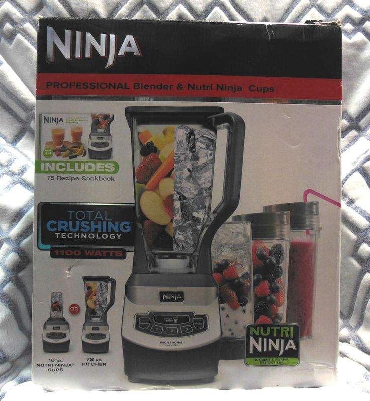 Ninja 1100 Watts Professional Blender  #Ninja