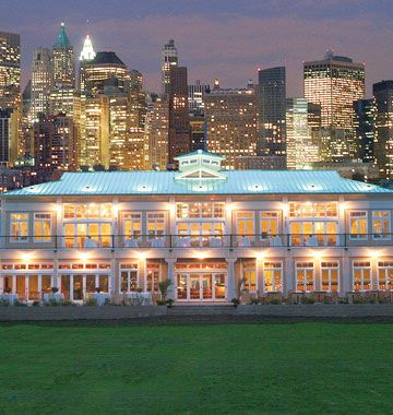 and there's the venue!   Liberty House Tavern, Jersey City NJ   Best view of the city, beautiful grounds!