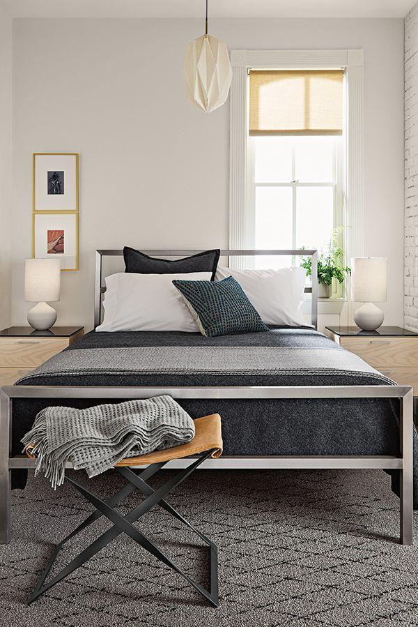 Portica Bed Modern Contemporary Beds Modern Bedroom Furniture Room Board In 2021 Metal Bedroom Furniture Modern Bedroom Furniture Furniture