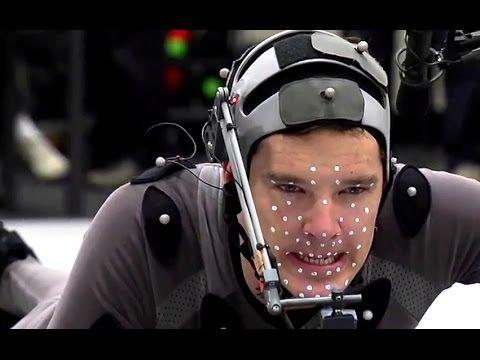 """Wie Benedict Cumberbatch zum Drachen in """"Der Hobbit: Smaugs Einöde"""" wurde - http://www.dravenstales.ch/wie-benedict-cumberbatch-zum-drachen-in-der-hobbit-smaugs-einoede-wurde/"""