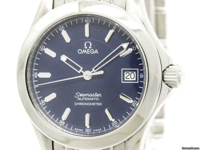 Omega Polished Omega Seamaster 120m Jacques Mayol Ltd Edition