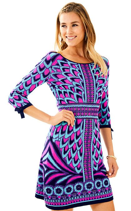 Multi Gypset Paradise Engineered Knit | All about Lilly in 2018 ...