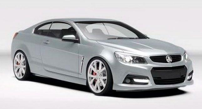 Holden Monaro VF 2014