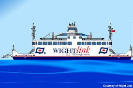 Wightlink.  A very easy and comfortable way to get to IOW.  Portsmouth to Fishbourne.  You are on the ferry about 40 minutes.  Just time to drink a cup of coffee and admire the views.