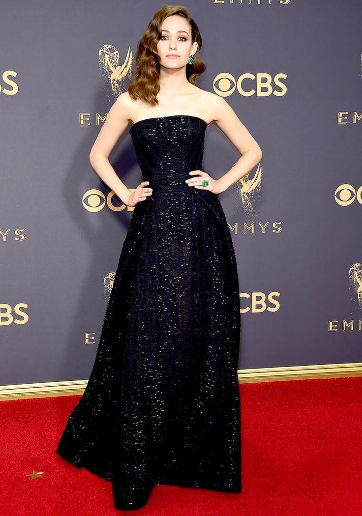 Emmy Rossum, Emmys 2017