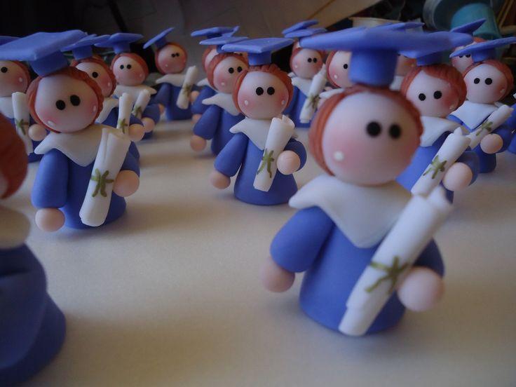 niños graduados en pasta - Buscar con Google