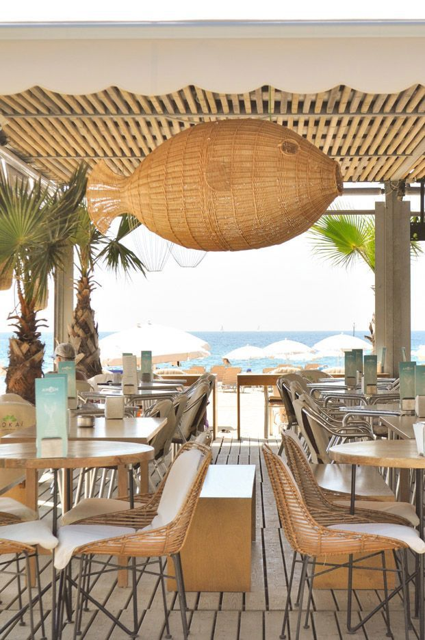 Chiringuito Mokai Beach Bar Playa de la Barceloneta Av. del Litoral, 08005 Barcelona