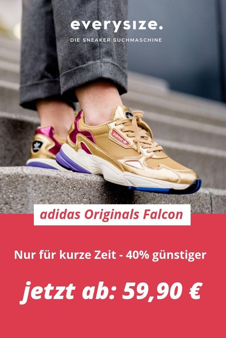 Falcon 40 Schnapp den adidas dir Damen Sneaker für nm80vNw