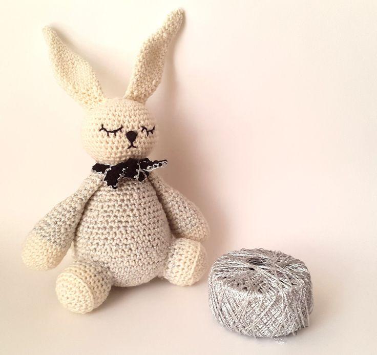 227 besten Rabbits Crocheted & Knitted Bilder auf Pinterest ...