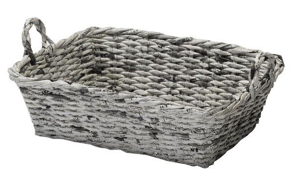 les 25 meilleures id es concernant panier en papier journal sur pinterest panier de papier. Black Bedroom Furniture Sets. Home Design Ideas
