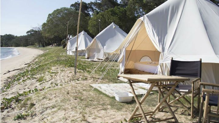 Flash Camp at Straddie