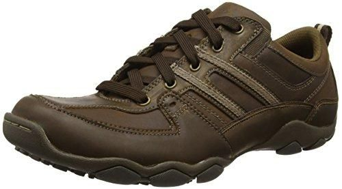 Oferta: 53.7€ Dto: -18%. Comprar Ofertas de Skechers Diameter-Selent, Zapatos de Cordones Oxford para Hombre, Marrón (Acdb), 42 EU barato. ¡Mira las ofertas!
