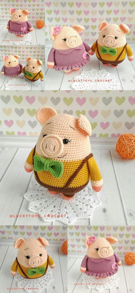 Best Amigurumi Crochet Patterns And Toy Models – A…