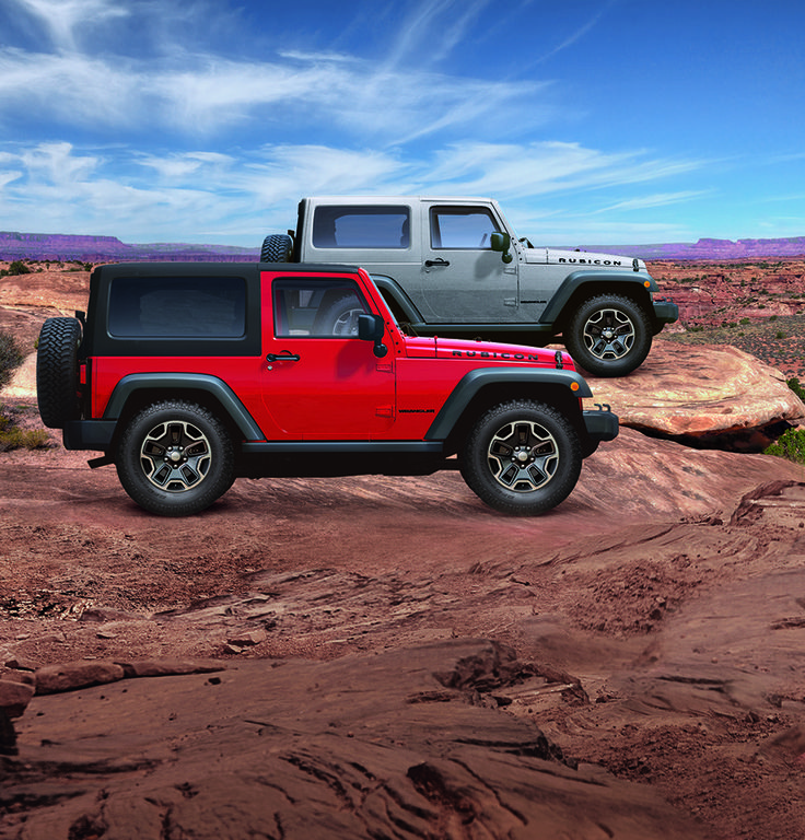 Personalize Your New Jeep Wrangler with These Mods