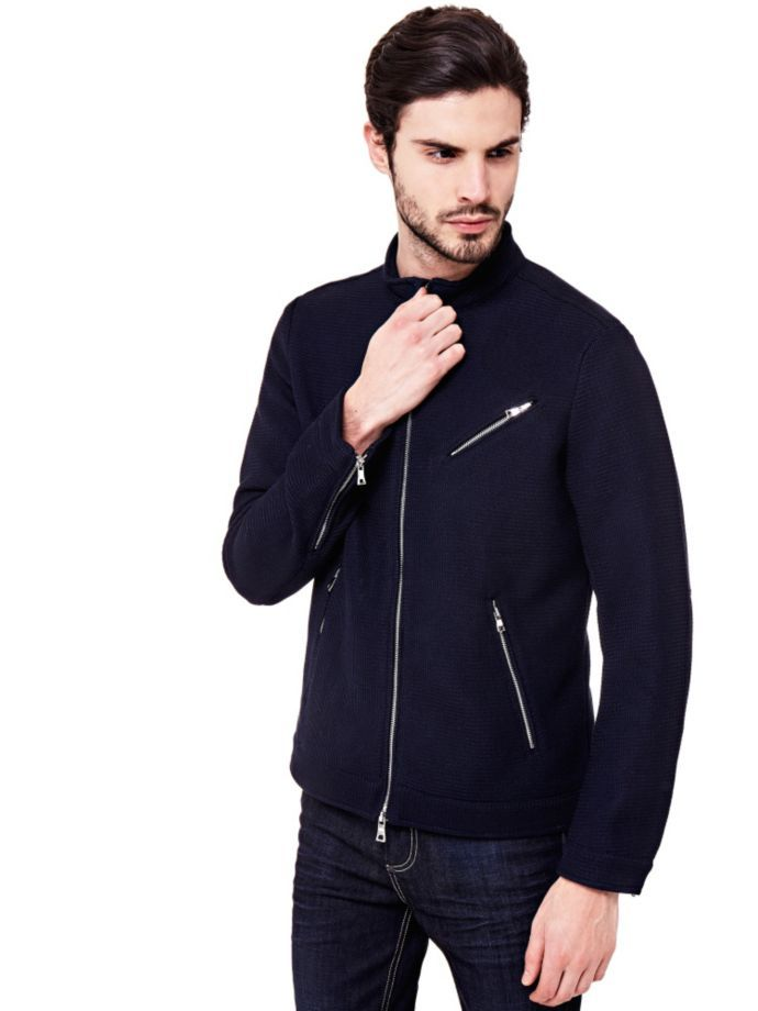EUR239.00$  Watch now - http://viztl.justgood.pw/vig/item.php?t=z8fxlhv14258 - MARCIANO JACKET WITH POCKETS