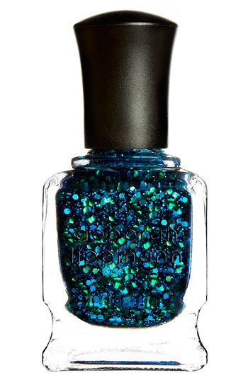 I give in. I need to own this polish. Deborah Lippmann's Across the Universe. - Update: Got it and it's gorgeous!