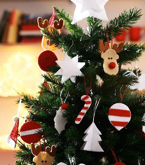 A karácsonyfát sokféleképpen feldíszítheted, meríts ötleteket gyűjteményünkből!