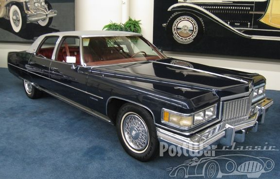 Cadillac Fleetwood 60 Special Brougham 1976 for sale