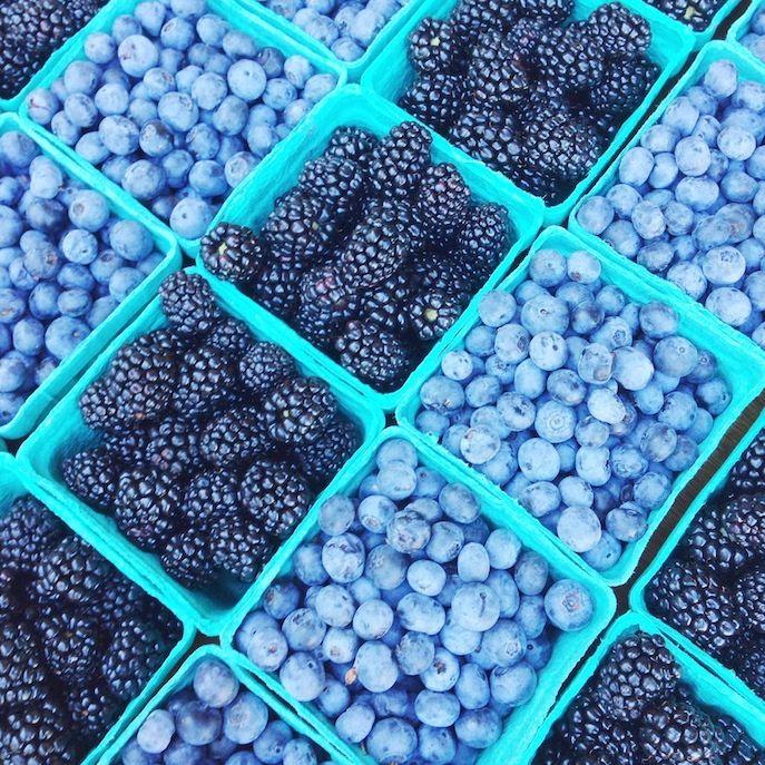 Berry #blue #colour