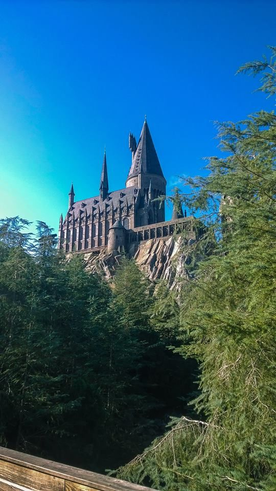 Hogwarts Castel  http://www.abackpackerstale.com/travel-blog/15-reasons-why-muggles-love-the--wizarding-world-of-harry-potter