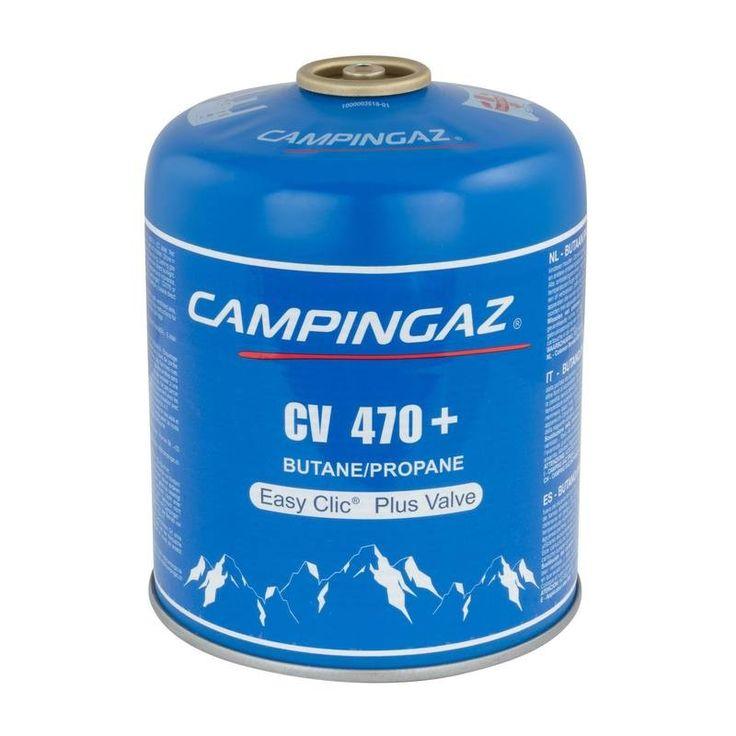 GROUPE 3 Randonnée, camping - Cartouche de gaz valve CV470 CAMPINGAZ - Equipement