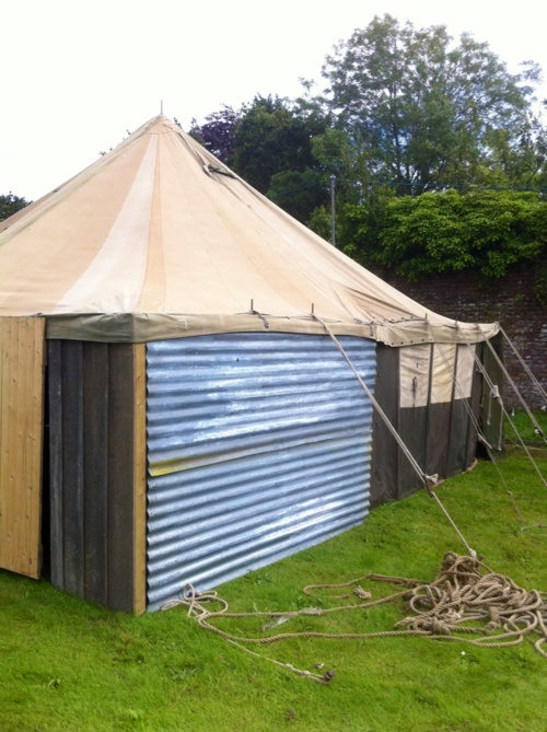 Permanent Canopy Shelter : Best images about tents yurts cabins on pinterest