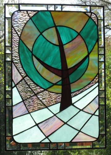 Modern Stained Glass A Collection Of Home Decor Ideas To