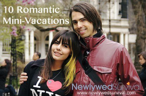 10 romantic mini-vacation ideas for Valentine's Day #valentine #romance