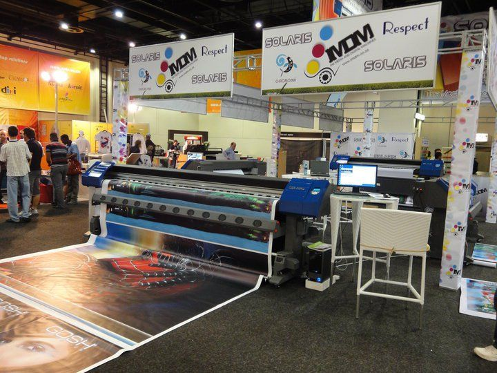 IMDM takes Sign Africa 2011 by storm