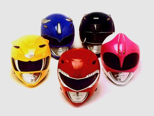 Power Rangers Helmet...hiiiiiiii @Cally Wageman @Alison Hobbs Hobbs Yanda