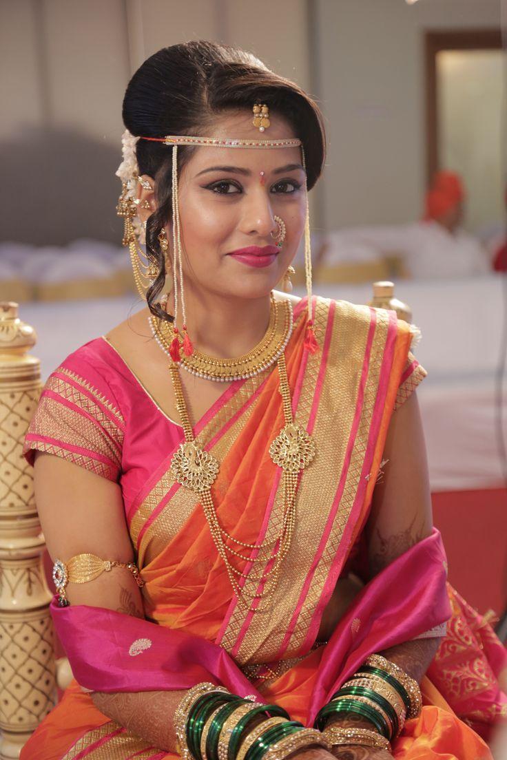 maharashtrian bride