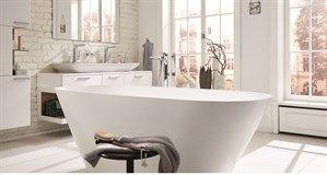 Ultieme luxe ervaart u in dit prachtige vrijstaande bad. Comfort en design optimaal gecombineerd.