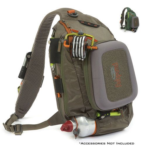 Hot new fishing sling from fishpond. Check out the award winning Summit Sling!