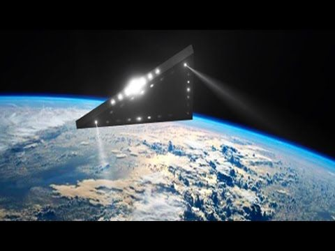 Image result for Incredible! Triangle Mothership Captured by Color Night Vision Camera, April 16, 2017 (video 4K)