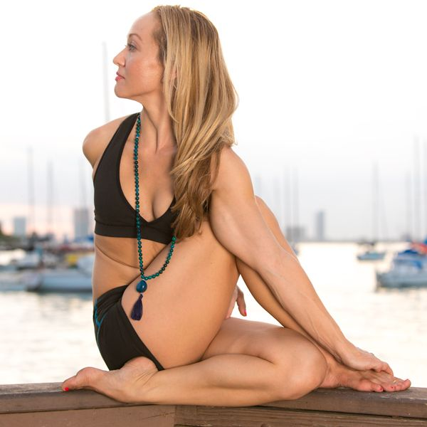 54 Best Yoga Poses Images On Pinterest