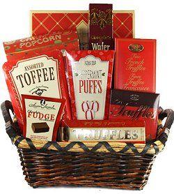 Delightful Gourmet Holiday Gift Basket