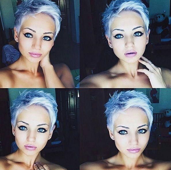 Houd jij van afwisseling in jouw haar? Dan moet je echt even deze 12 korte kapsels bekijken! - Kapsels voor haar