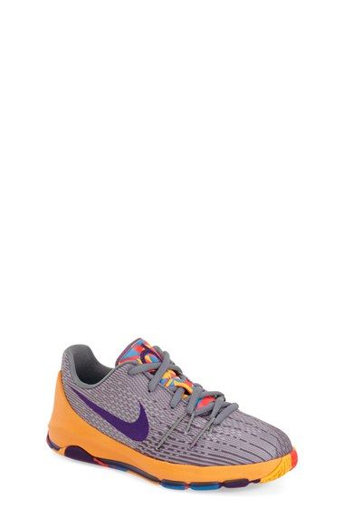 Nike 'KD 8' Basketball Shoe (Toddler ...