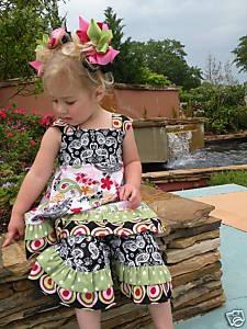 ADORABLE handmade clothing for little girls...  Designer: Deb Whitaker  https://www.facebook.com/debschildrensboutique