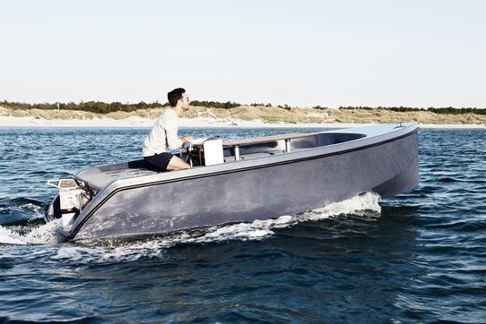 Picnic Sport, un day boat éléctrique de 5 m dédié au pique-nique